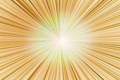 Luce astratta del cerchio Fotografia Stock Libera da Diritti