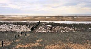 Luce bay beach, Southern Scotland Royalty Free Stock Photo