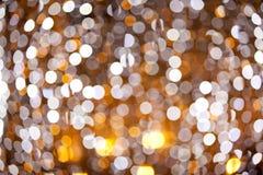 Luce del fondo vaga estratto Fotografia Stock
