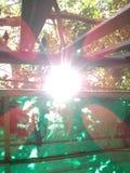 Luce del giorno Fotografie Stock