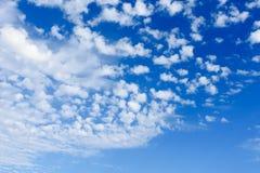 Luce del giorno del cielo nuvoloso Immagine Stock Libera da Diritti