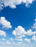 Luce del giorno del cielo Fotografia Stock Libera da Diritti