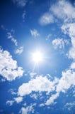 Luce del giorno del cielo Fotografie Stock Libere da Diritti