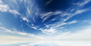 Luce del giorno del cielo Immagini Stock