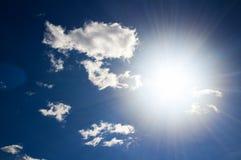 Luce del giorno del cielo Immagine Stock Libera da Diritti