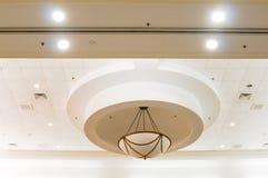 Luce dell'albergo di lusso Fotografia Stock