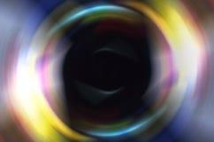 Luce dell'anello Fotografia Stock Libera da Diritti