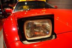 Luce dell'automobile Fotografia Stock Libera da Diritti