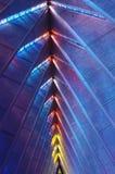 Luce della cappella Fotografia Stock