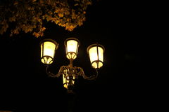 Luce della città di Padova in Italia PADOVA Fotografia Stock