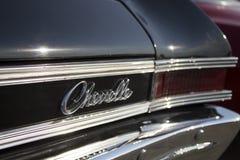 Luce della coda di Chevelle Fotografia Stock