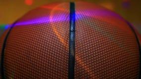 Luce della discoteca di pallacanestro nessuno metraggio del hd