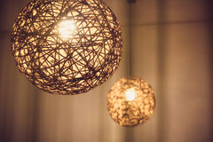 luce della palla Fotografia Stock Libera da Diritti