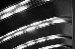 Luce della pista fotografie stock libere da diritti