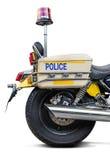 Luce della sirena di polizia Fotografie Stock Libere da Diritti