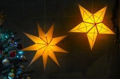 Luce della stella Fotografia Stock Libera da Diritti