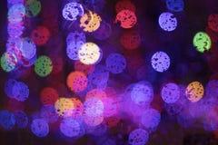 Luce delle bolle immagini stock