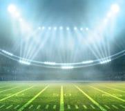 Luce dello stadio royalty illustrazione gratis