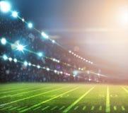 Luce dello stadio illustrazione vettoriale