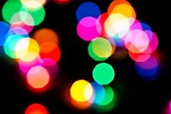 Luce di colore Immagini Stock Libere da Diritti