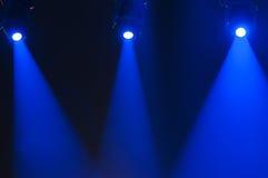 Luce di concerto Fotografia Stock