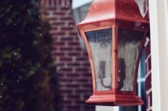 Luce di inverni Fotografie Stock