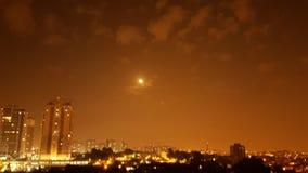 Luce di luna Fotografia Stock Libera da Diritti