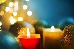 Luce di Natale Immagine Stock