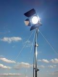 Luce di Sun del cinema Fotografia Stock