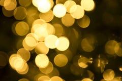 Luce di tempo di Bokeh Buon tempo fotografia stock libera da diritti