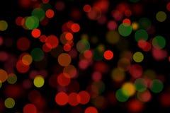 Luce di vita notturna Fotografie Stock