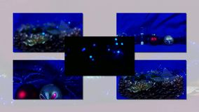 Luce di Xtmas archivi video
