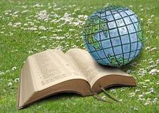 Luce divina dello spiritual della bibbia Immagini Stock