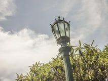 Luce e cielo antichi Immagini Stock Libere da Diritti