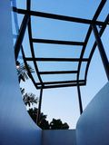 Luce e costruzione Immagini Stock Libere da Diritti