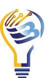 Luce, elettricità, lampadina, lampadina, idea, filamento, luminoso, potere Fotografia Stock Libera da Diritti