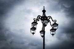 Luce esterna Immagine Stock
