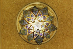 Luce islamica del modello di progettazione Immagini Stock Libere da Diritti
