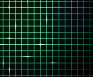 Luce laser verde royalty illustrazione gratis