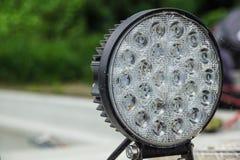 Luce luminosa eccellente del punto del LED, alta luminosità fotografia stock libera da diritti