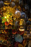 Luce marocchina a Marrakesh Immagine Stock Libera da Diritti