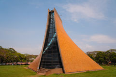 Luce Memorial Chapel in Taichung stock fotografie