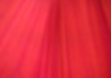 Luce morbida del fondo dell'estratto di colore rosso fotografie stock libere da diritti