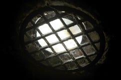 Luce nel tunnel Fotografia Stock Libera da Diritti