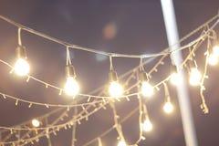Luce notturna Immagine Stock Libera da Diritti