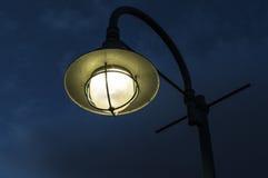 Luce notturna Fotografie Stock