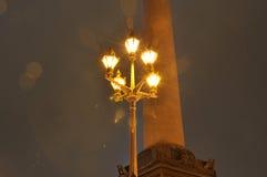Luce notturna Immagini Stock