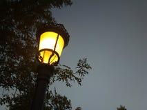 luce romantica Fotografia Stock