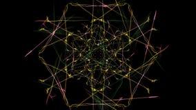 Luce simmetrica astratta royalty illustrazione gratis