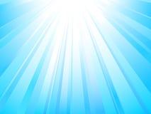 Luce solare Fotografia Stock Libera da Diritti